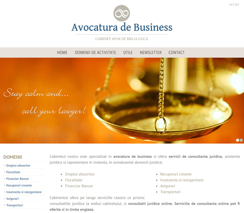 Avocatura de business