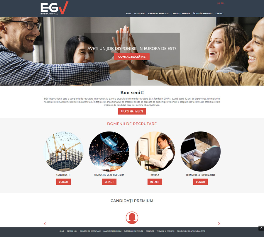 EGV International